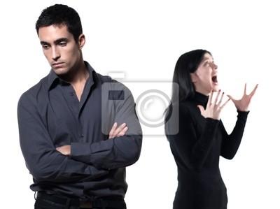 Paarbeziehung Schwierigkeiten