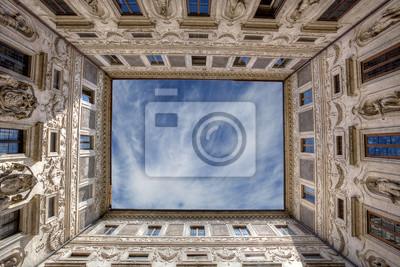 Fototapete Palazzo Spada. Rom. Italien.