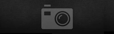 Fototapete Panorama der schwarzen Lederstruktur und des Hintergrunds