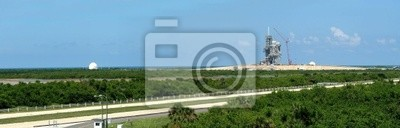 Panoramablick Einführung Stationen, Cape Canaveral