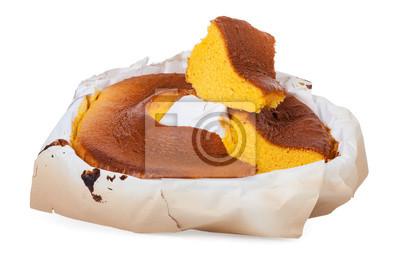 Pao De Lo Der Portugiesische Schwammkuchen Der In Seiner
