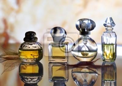 Parfüm-Anordnung