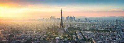 Fototapete Paris Panorama