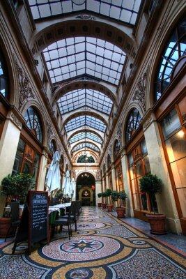Fototapete Paris - Passage Couvert