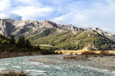Fototapete Patagonien