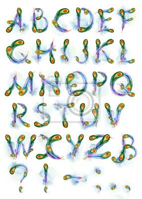 phoenix Alphabet