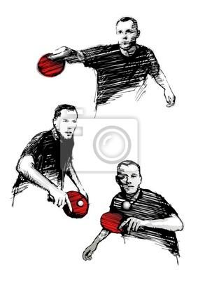 Ping-Pong- Trio