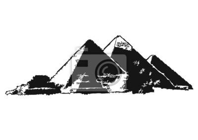 Piramidy w Gize