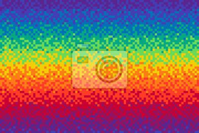 Regenbogen als hintergrund