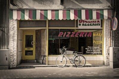 Fototapete Pizzeria