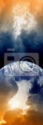 Planet in Gefahr