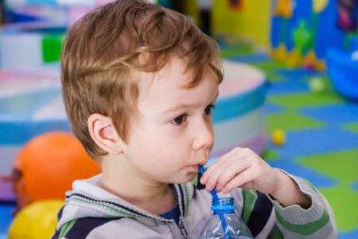 Fototapete Play kid child fun playground happy childhood, equipment plastic.