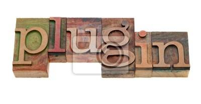 Plugin - Wort in Buch-Typ