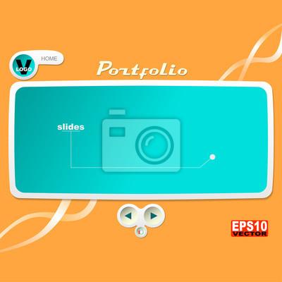 Portfolio oder Dias Web Design