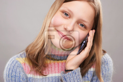 Cute teen girl portrait still variants?