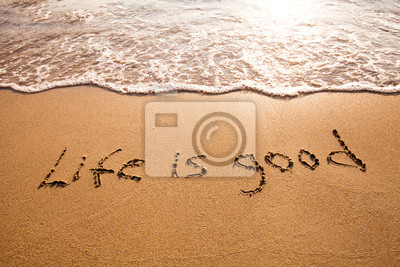Fototapete positives Denken Konzept
