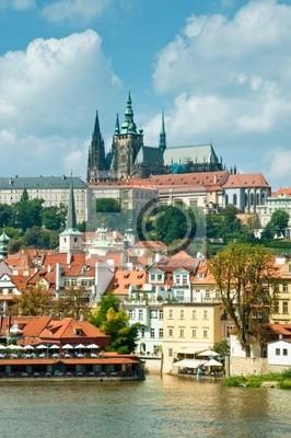 Fototapete Prager Burg