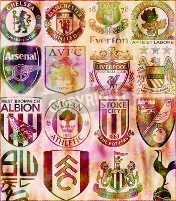 Fototapete Premier League