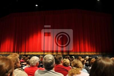 Publikum bereit für tha Programm star