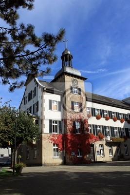 Rathaus In Essen Kettwig Fototapete Fototapeten Politik