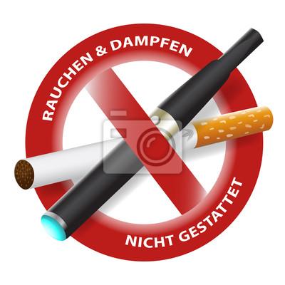 Rauchen Dampfen