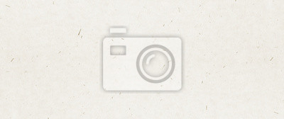 Fototapete Recycled paper texture background banner