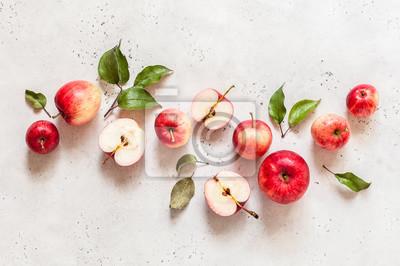 Fototapete Red Apples