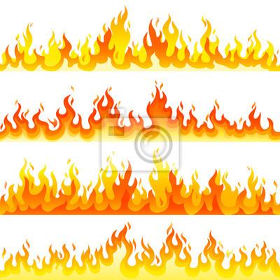 Crafters Workshop 6 X 6 Flammen Vorlage Transparent 1