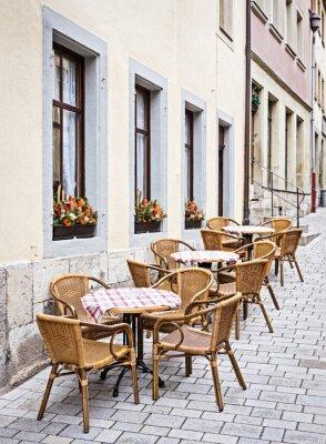 Fototapete Restaurant