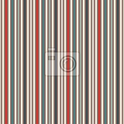 Retro Farben Vertikalen Streifen Abstrakten Hintergrund Dünne