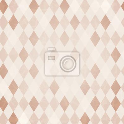 Retro Harlequin Hintergrund