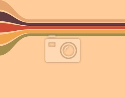 Fototapete Retro-Hintergrund mit Copy Space