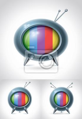 Retro-TV gesetzt.