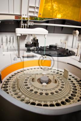 robotical Maschine in medizinischen Labor Detail