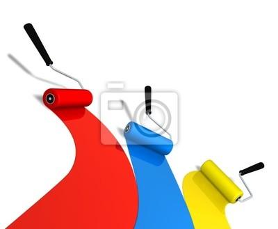 Roller Pinsel