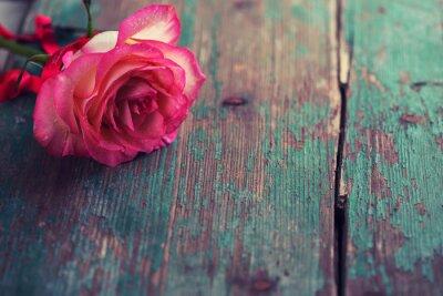 Fototapete Romantischer Hintergrund.