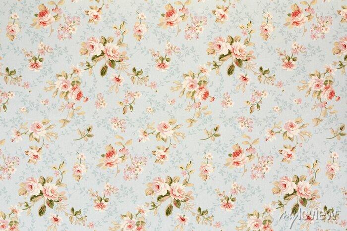 Fototapete Rose Blumentapisserie, romantisch Textur Hintergrund