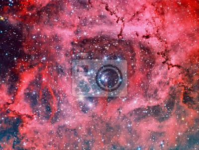 Rosettennebel in Monoceros NGC2244