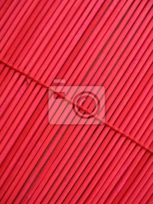 Rot Bambus Textur Fototapete Fototapeten Ruby Blendend