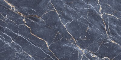 Fototapete Rough Stucco Wall Marble Background, Blue Cement Marble, Rustic Texture Background, It Can Be Used For Interior-Exterior Home Decoration And Ceramic Tile Surface.