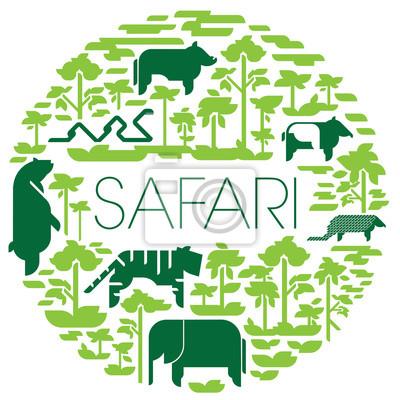 Safari-Symbole