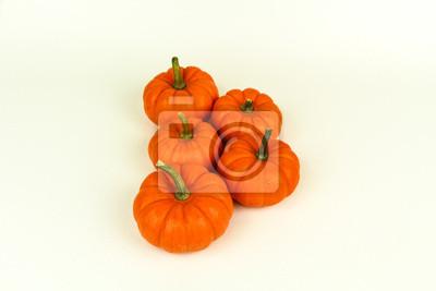 Saisonale Mini Pumpkins
