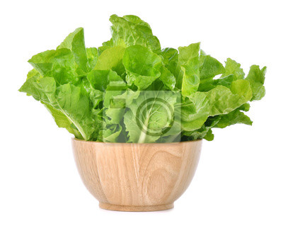 Fototapete Salat Grün Chinakohl