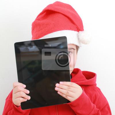 Santa Junge Tablette