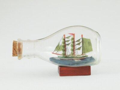 Schiffe in einer Flasche