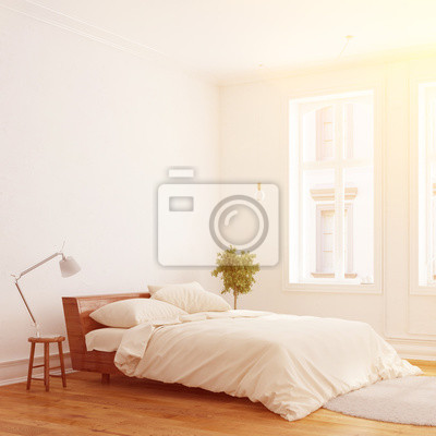 fototapete schlafzimmer im sommer in berlin