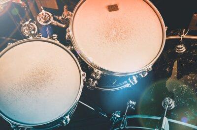 Fototapete Schlagzeug