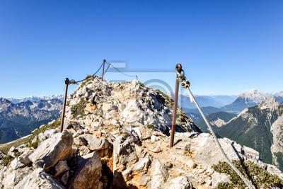 Klettersteig Mittenwald : Klettersteige tourentipp