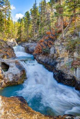 Fototapete Schönheit Creek Falls