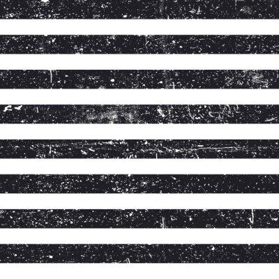 Schwarz strukturierte Linien nahtlose Muster. Streifen Vintage Muster. Zusammenfassung Retro-Hintergrund